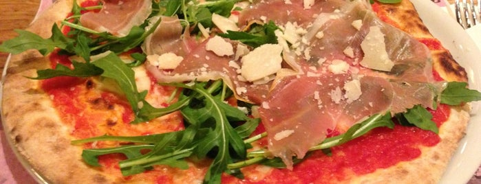Pizzeria Riva is one of Viyana Food.