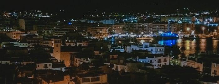 S'escalinata is one of Ibiza, Spain.