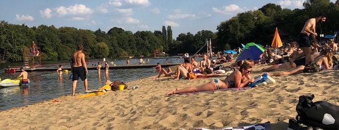 Freibad Plötzensee is one of Best sport places in Berlin.