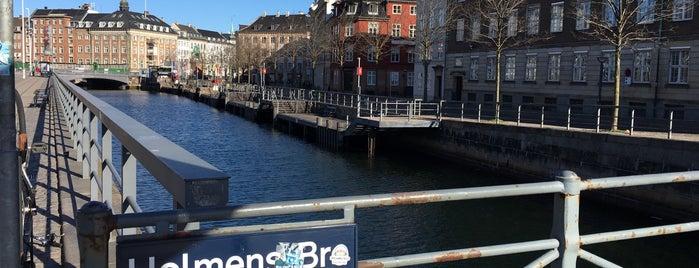 Holmens Bro is one of København.