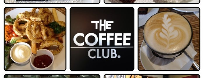 The Coffee Club is one of TH.Eastern.