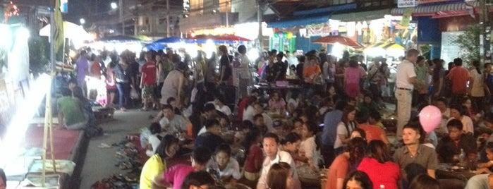 ถนนคนน่านกาดบ้านเก่าหัวเวียงใต้ is one of น่านน่ะเด้!.