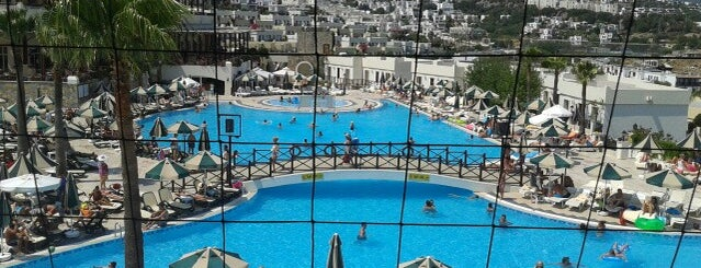 WOW Bodrum Resort is one of Bodrum /TURKEY City Guide.