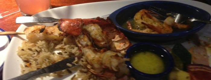 Red Lobster is one of Dining in Harlem (cafes, bistros, sandwich shops).