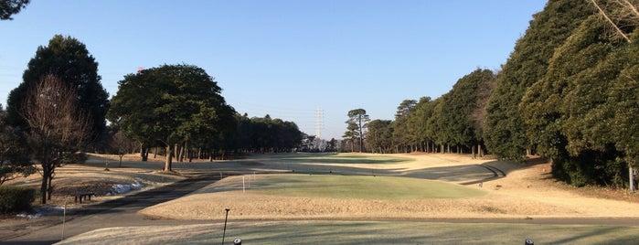 筑波東急ゴルフクラブ is one of whatwhat_i_do.