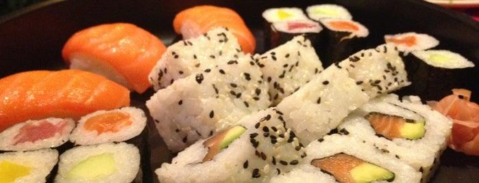 Samurai is one of Restaurantes por probar.
