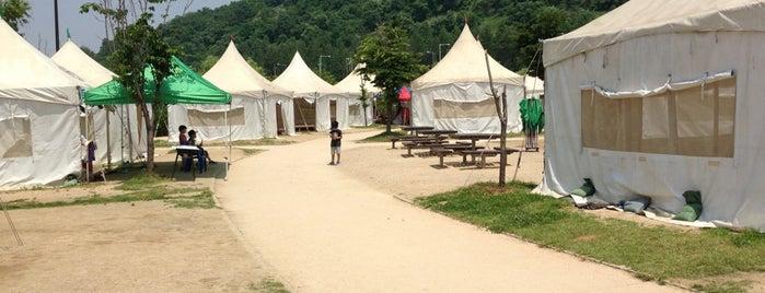 Nanji Camp is one of 한국.