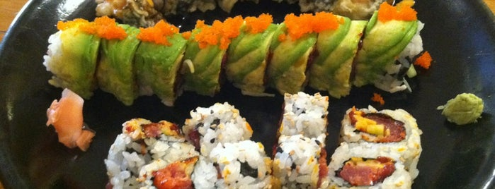 Maru Sushi is one of Food.