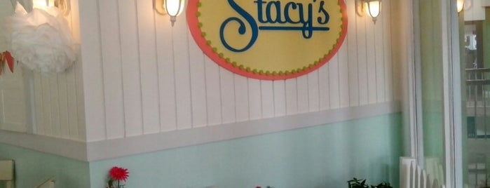 Stacy's is one of ?.