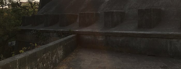 Sewri Fort is one of Mumbai Maximum.