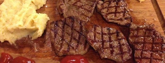 istan'bull steakhouse is one of Yemek için yasayanlardanim.