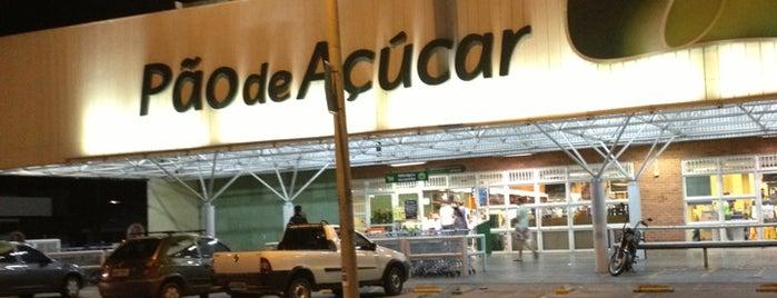 Pão de Açúcar is one of JOÂO Pessoa.