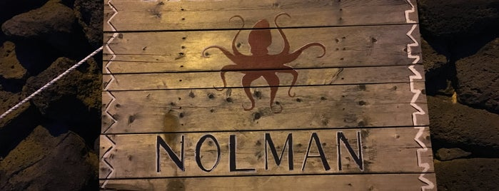 Nolman is one of My Favorite Spots (Places I've really been to).
