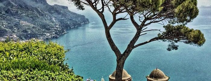 Villa Rufolo is one of Travel Guide to Amalfi Coast.