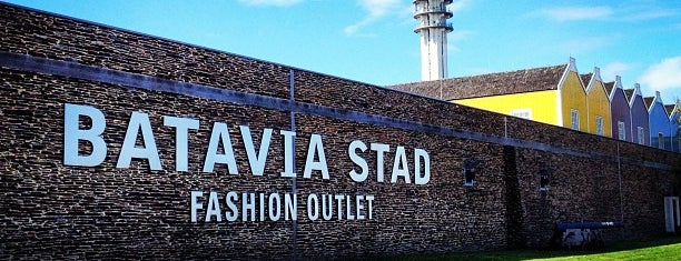 Batavia Stad Fashion Outlet is one of NL.