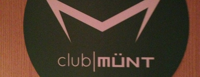 Club Münt is one of Tallinn #4sqCities.
