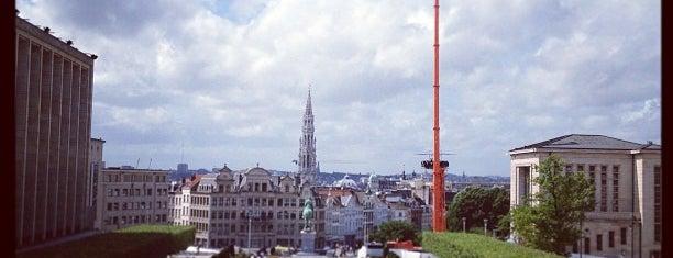 Kwint is one of Brussels.