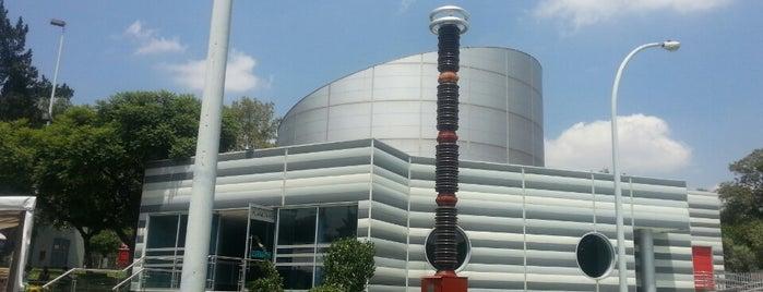 Planetario Del Museo Tecnológico is one of Museos · Galerías · Centro Cultural.