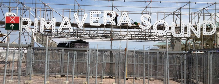 Primavera Sound is one of In&Out Barcelona venues.