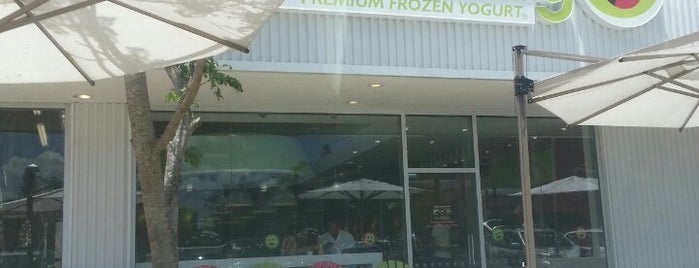 SweetFrog is one of Fave's.