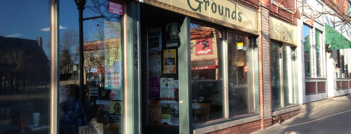 Common Grounds Coffee is one of Colorado.
