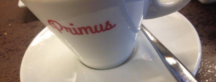 Primus is one of Colazione vegan a Milano e dintorni.