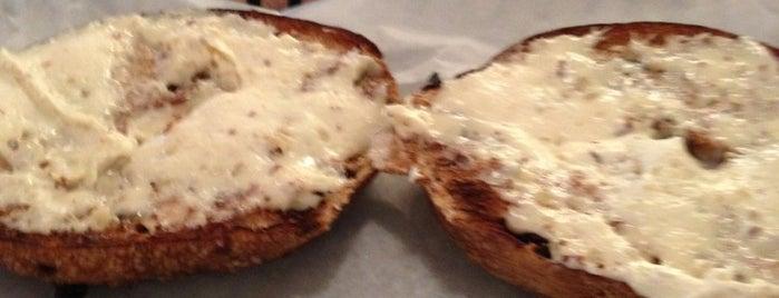 Einstein Bros Bagels is one of Austin Breakfast & Brunch.