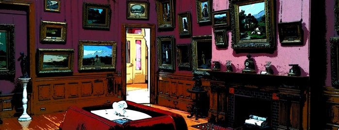Arnot Art Museum is one of Best places to go in Mark Twain Country!.