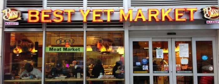 Best Market is one of New York.