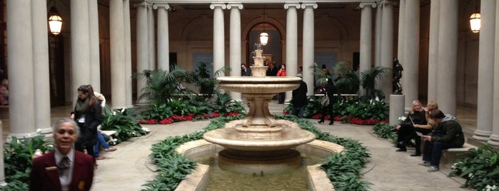 The Frick Collection is one of Museums.