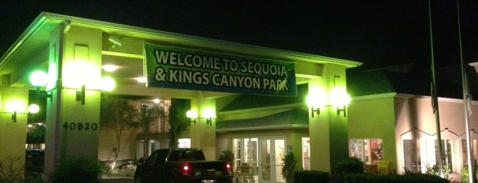 Comfort Inn & Suites Sequoia Kings Canyon is one of Hotels.