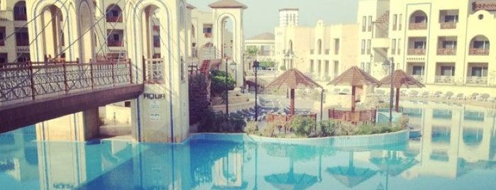 Crowne Plaza Resort & Spa is one of Jordan.