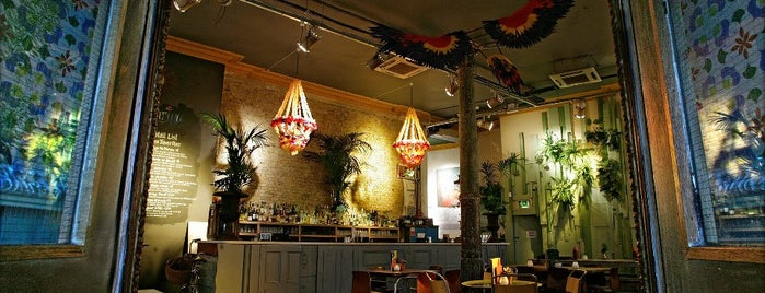 Floripa is one of Nightclubs in London.