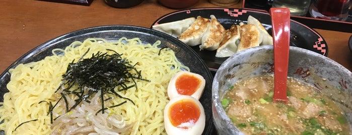 あじ助 袋井店 is one of ラーメン.
