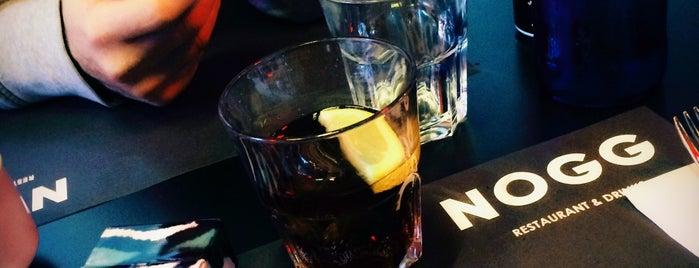 NOGG Restaurant & Drinks is one of BCN.