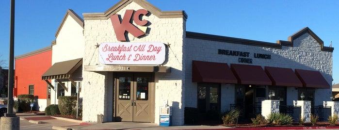 Korner Cafe is one of Dallas Restaurants List#1.