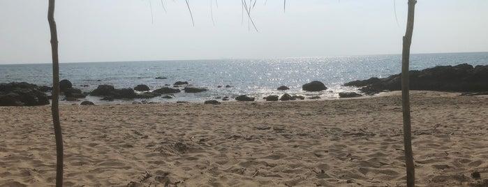 Diamond Cliff Beach is one of Koh Lanta TINO.