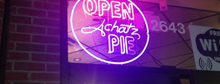 Achatz Handmade Pie Co. is one of Ann Arbor bucket list.