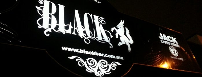 Black Bar is one of @cervezaindio recomienda.