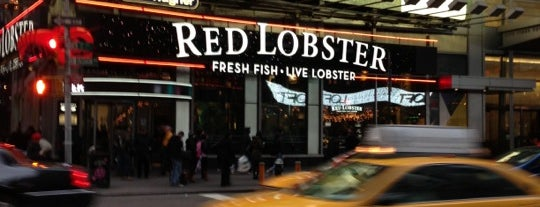 Red Lobster is one of NYC - Quick Bites!.
