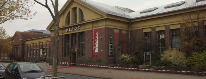Depot is one of 4sqRUHR Dortmund #4sqCities.
