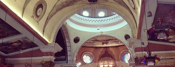 Minor Basilica of St. Lorenzo Ruiz of Manila (Binondo Church) is one of Mabuhay ♥.