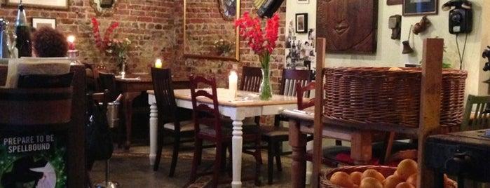 Al Santo is one of Good eats in London - UK.