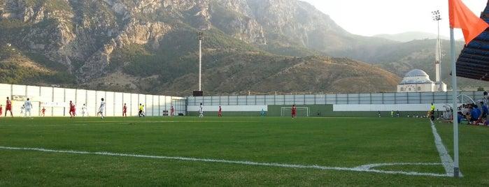 Mümin Özkasap Spor Tesisleri is one of themaraton.