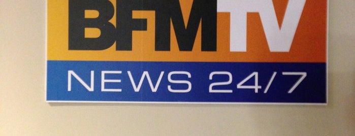 BFM TV is one of Chaînes TV.