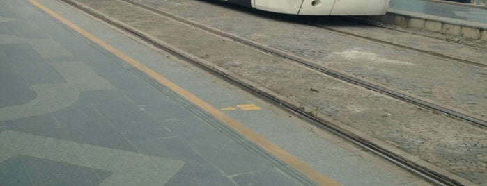 Opera Tramvay Durağı is one of Samsun'un Hafif Raylı Sistemleri.