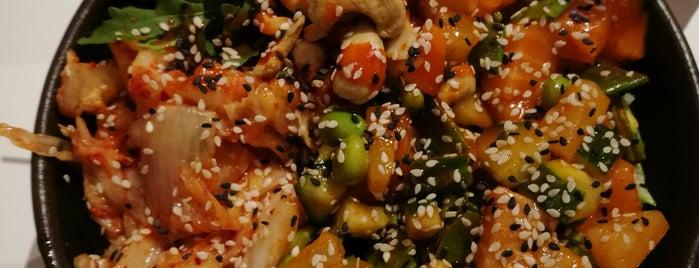 Ma'Loa Poke Bowl is one of v love berlin - the vegan side of berlin.