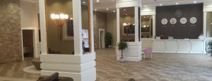 Madame Tadia Hotel is one of Kalınabilir Otelimsiler.