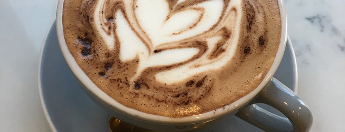 Saltwater Coffee is one of The 15 Best Places for Chai Lattes in New York City.