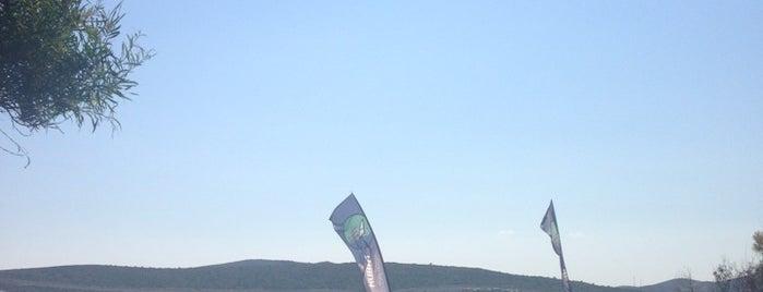 Çağla Kubat Windsurf Academy is one of Alaçatı'nın En İyileri / Best of Alacati.